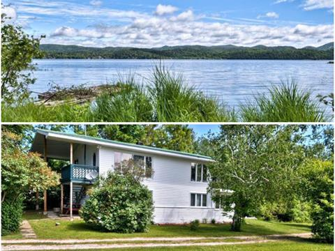 Duplex for sale in Lac-Sainte-Marie, Outaouais, 124, Chemin de Lac-Sainte-Marie, 22892725 - Centris