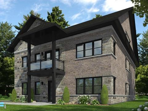 Quadruplex à vendre à Sainte-Catherine, Montérégie, 705, Rue  Centrale, 20245974 - Centris