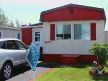 Mobile home for sale in Baie-Comeau, Côte-Nord, 3402, Rue  Morel, 27075223 - Centris