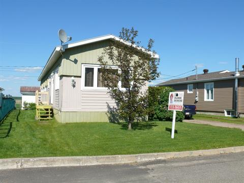 Mobile home for sale in Albanel, Saguenay/Lac-Saint-Jean, 167, Rue  Industrielle, 21733050 - Centris