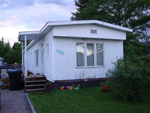 Mobile home for sale in La Doré, Saguenay/Lac-Saint-Jean, 5021, Rue des Bouleaux, 18906316 - Centris