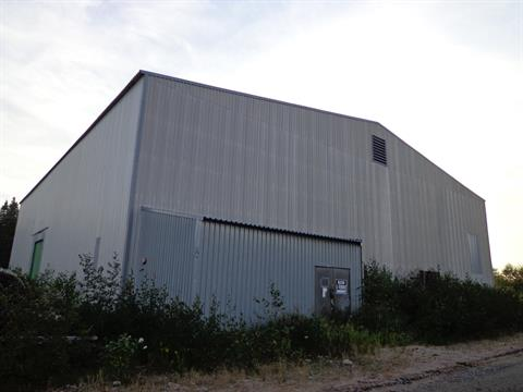 Industrial building for sale in Longue-Rive, Côte-Nord, Chemin du Barrage, 13413676 - Centris