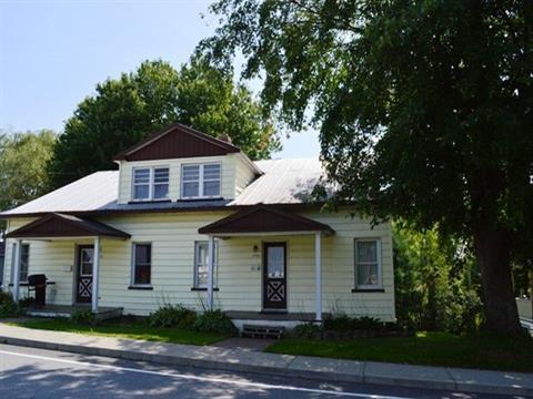 Duplex à vendre à Saint-Prosper-de-Champlain, Mauricie, 1150 - 1152, Rue  Principale, 20717998 - Centris