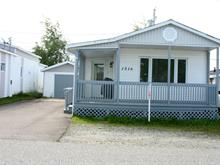 Mobile home for sale in Chibougamau, Nord-du-Québec, 1516, 13e Rue, 23181321 - Centris