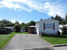 Mobile home for sale in Dolbeau-Mistassini, Saguenay/Lac-Saint-Jean, 313, Rue  Lamontagne, 24285605 - Centris