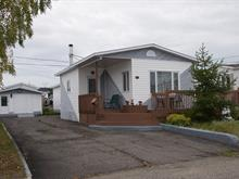 Mobile home for sale in Port-Cartier, Côte-Nord, 16, Rue  Harbour, 27542336 - Centris