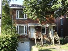 Duplex à vendre à Côte-des-Neiges/Notre-Dame-de-Grâce (Montréal), Montréal (Île), 5065 - 5067, Avenue  Westmore, 20100967 - Centris