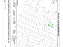 Terrain à vendre à Petite-Rivière-Saint-François, Capitale-Nationale, Chemin du Fief, 9759829 - Centris
