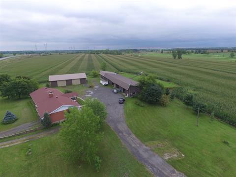 Fermette à vendre à La Prairie, Montérégie, 4800, Chemin de Saint-Jean, 28804004 - Centris
