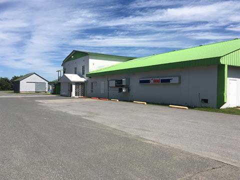 Commercial building for sale in Saint-Sylvère, Centre-du-Québec, 855, Rue  Principale, 17124664 - Centris