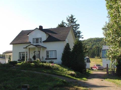 Hobby farm for sale in Les Éboulements, Capitale-Nationale, 34, Rang  Saint-Antoine, 19180930 - Centris