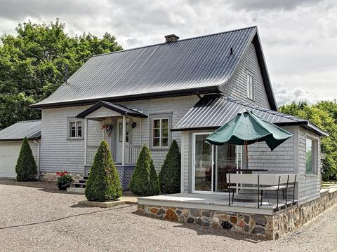 Hobby farm for sale in Saint-Anselme, Chaudière-Appalaches, 300A, Chemin  Sainte-Anne, 27266373 - Centris