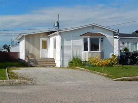 Mobile home for sale in Dolbeau-Mistassini, Saguenay/Lac-Saint-Jean, 247, 15e Avenue, 11203617 - Centris