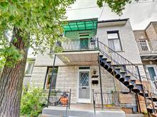 Duplex for sale in Mercier/Hochelaga-Maisonneuve (Montréal), Montréal (Island), 2412 - 2414, Rue  Louis-Veuillot, 20814550 - Centris