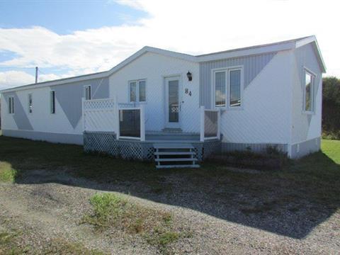 Maison mobile à vendre à Sainte-Anne-des-Monts, Gaspésie/Îles-de-la-Madeleine, 84, 21e Rue Ouest, 22447865 - Centris