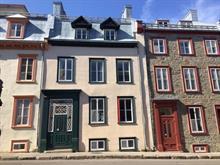 Condo à vendre à La Cité-Limoilou (Québec), Capitale-Nationale, 26, Rue  Sainte-Ursule, app. 2, 17719476 - Centris