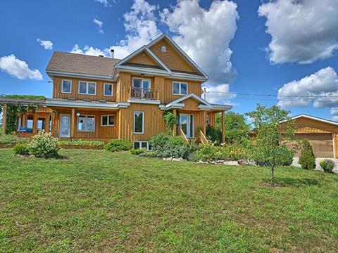 Hobby farm for sale in Notre-Dame-de-la-Salette, Outaouais, 595Z - 618Z, Route  309, 14386564 - Centris