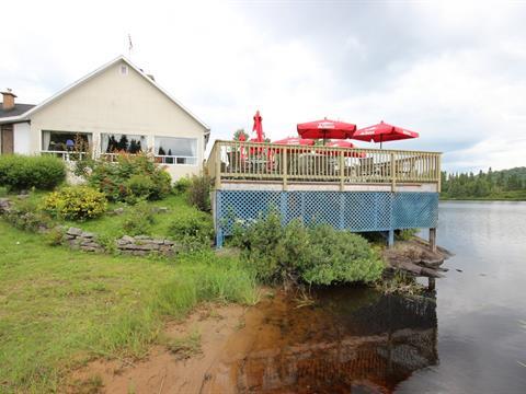 Bâtisse commerciale à vendre à Lac-Édouard, Mauricie, 338 - 342, Rue  Principale, 10129565 - Centris