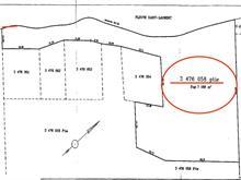 Terrain à vendre à Saint-Antoine-de-l'Isle-aux-Grues, Chaudière-Appalaches, Chemin de la Haute-Ville, 22214223 - Centris