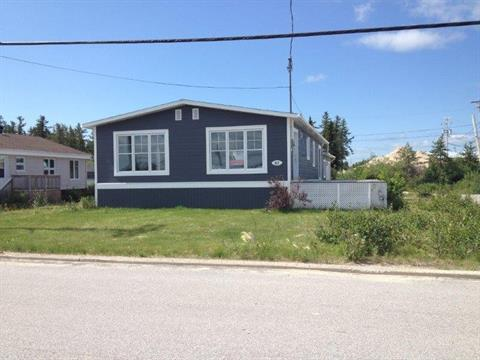 House for sale in Radisson (Eeyou Istchee Baie-James), Nord-du-Québec, 87, Rue  Iberville, 26190478 - Centris