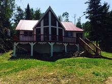 Maison à vendre à La Tuque, Mauricie, 1, Lac  Châteauvert, 15135881 - Centris