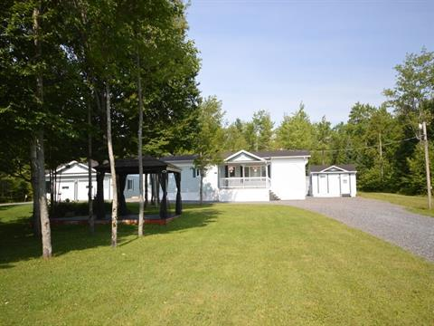 Mobile home for sale in Lambton, Estrie, 225, Chemin du Petit-Lac, 12938065 - Centris