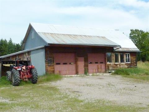 Fermette à vendre à Sainte-Jeanne-d'Arc, Saguenay/Lac-Saint-Jean, 9e Rang, 16505026 - Centris