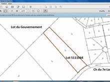 Terrain à vendre à Chertsey, Lanaudière, Chemin du 7e Lac, 25913796 - Centris