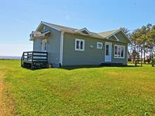 House for sale in Grande-Rivière, Gaspésie/Îles-de-la-Madeleine, 415, Grande Allée Ouest, 11794059 - Centris