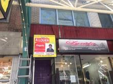 Commercial unit for rent in Rosemont/La Petite-Patrie (Montréal), Montréal (Island), 7112, Rue  Saint-Hubert, 22380830 - Centris