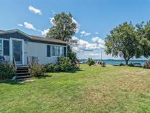 Mobile home for sale in Sainte-Barbe, Montérégie, 475, Route  132, 13896328 - Centris
