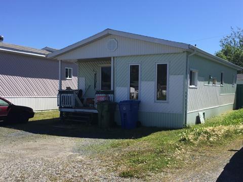 Maison mobile à vendre à Matagami, Nord-du-Québec, 43, Rue de Berry, 20796718 - Centris