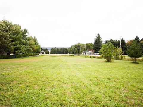 Lot for sale in Beaumont, Chaudière-Appalaches, Route du Fleuve, 24287531 - Centris