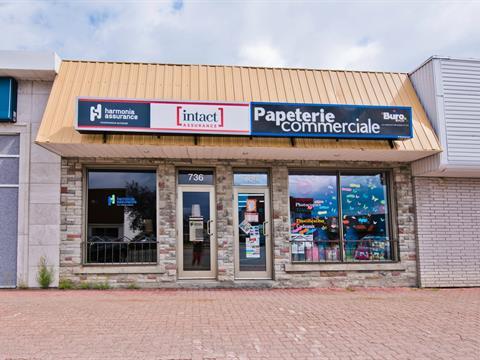 Local commercial à louer à Malartic, Abitibi-Témiscamingue, 736, Rue  Royale, 17070592 - Centris
