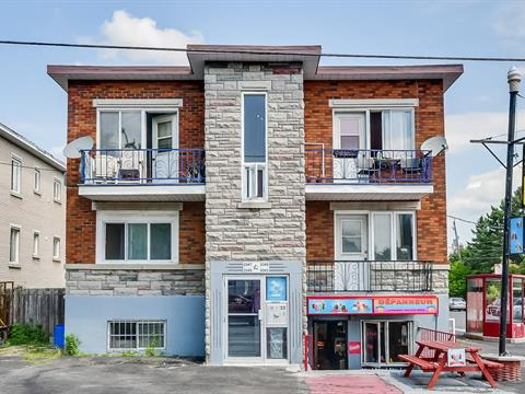Quadruplex à vendre à Saint-Hubert (Longueuil), Montérégie, 3343 - 3349, Rue  Élizabeth, 23481986 - Centris