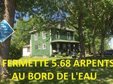 Hobby farm for sale in Saint-Césaire, Montérégie, 174, Rang du Haut-de-la-Rivière Sud, 18287097 - Centris
