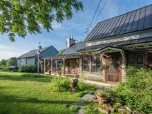 Hobby farm for sale in Stanstead - Canton, Estrie, 3421, Chemin de Brown's Hill, 26053633 - Centris