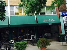 Business for sale in Côte-des-Neiges/Notre-Dame-de-Grâce (Montréal), Montréal (Island), 5837, Rue  Sherbrooke Ouest, 21921631 - Centris