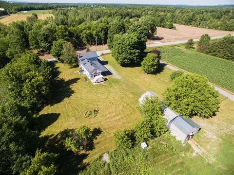 Hobby farm for sale in Saint-Armand, Montérégie, 1178, Chemin  Chevalier, 25885956 - Centris