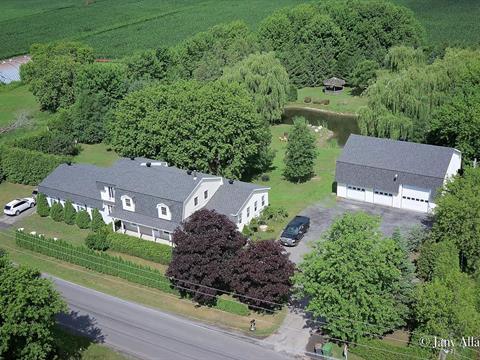 Maison à vendre à Mont-Saint-Grégoire, Montérégie, 24 - 24A, 3e Rang Nord, 11080136 - Centris