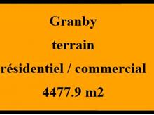 Lot for sale in Granby, Montérégie, 29, Chemin  Milton, 18560365 - Centris