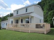 Maison à vendre à Saint-Maxime-du-Mont-Louis, Gaspésie/Îles-de-la-Madeleine, 52, Chemin de la Rivière, 16839169 - Centris