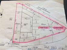 Terrain à vendre à Rock Forest/Saint-Élie/Deauville (Sherbrooke), Estrie, boulevard  Bourque, 27526628 - Centris