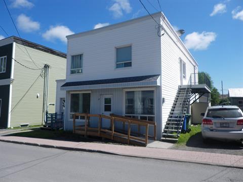 Duplex à vendre à Sayabec, Bas-Saint-Laurent, 57 - 59, Rue de l'Église, 28363062 - Centris