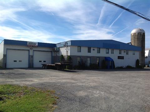 Industrial building for sale in Saint-Bonaventure, Centre-du-Québec, 681, Route  143, 27842263 - Centris