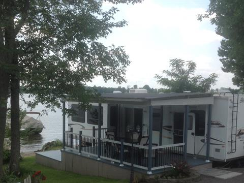 Mobile home for sale in Fassett, Outaouais, 252, Rue  Principale, apt. 8, 16916962 - Centris