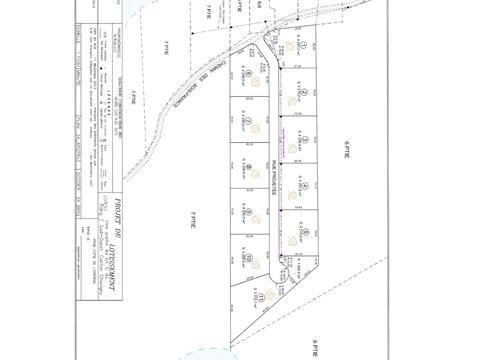 Terrain à vendre à Lac-aux-Sables, Mauricie, Chemin des Bois-Francs, 28401213 - Centris