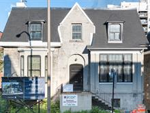 Maison de ville à vendre à Ville-Marie (Montréal), Montréal (Île), 1500, Avenue du Docteur-Penfield, app. D, 15411653 - Centris