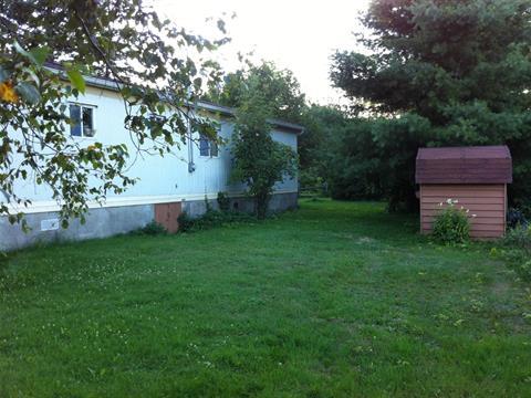 Maison mobile à vendre à Saint-Raphaël, Chaudière-Appalaches, 12, Montée du Sault, 14092726 - Centris