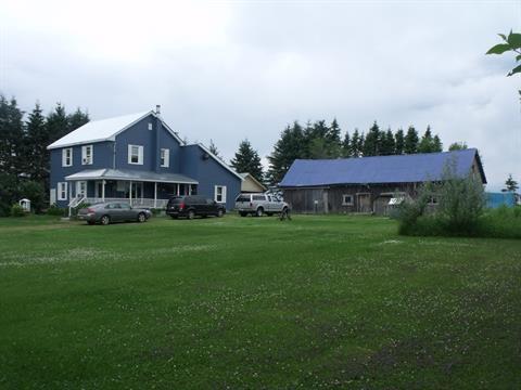 Hobby farm for sale in Aumond, Outaouais, 20, Chemin  Émard, 22506964 - Centris